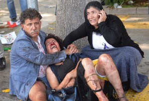 CCU Condemns Turkish Government's Response to the Ankara Massacre
