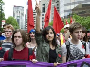 CCU Statement on Quebec Student Strike and Bill 78