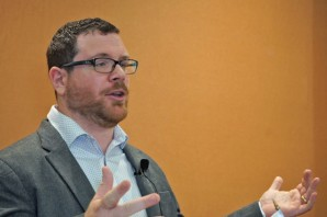 Tim McSorley Talk on Civil Liberties at CCU 50th Anniversary Convention