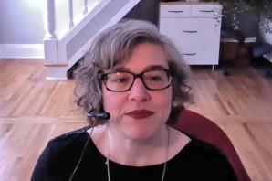 Professor Stephanie Ross Speaks to CCU about Social Unionism